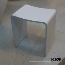 banco de superfície contínua do molde para o banheiro
