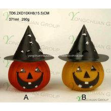 Чай-Свет или Вотивные подсвечник для серии Halloween. Доступны многие цвета и размеры