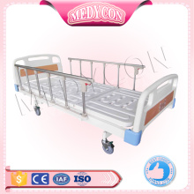 MDK-T308 Two functions with 2 cranks hospital manual beds
