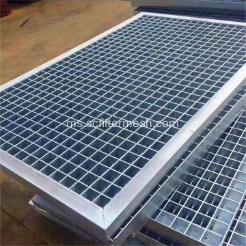 Bar Galvanized Grated Welded