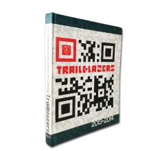 Livro de fotos personalizadas com capa dura de design novo para graduação