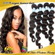 Лучшие Продажи Волос На 2015 Год Свободная Волна Уток Человеческих Волос Оптовая Продажа Индийский Волосы В Индии