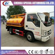 Forland Fecal Suction Truck for Sale