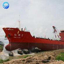 Pression de haute résistance lourde responsabilité navire lancement sac gonflable