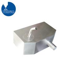 Custom TIG Welding Aluminum Cabinet