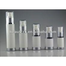 Embalagem cosmética PP garrafa sem ar