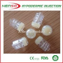 Henso Transparent Dysosma Heparin Cap