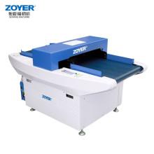 ZY650C Good Price Metals Scale Underwear Processing Needle Vfg Series Metal Detector Machine