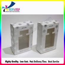 Wholesale Fancy Gift UV Coating Cardboard Perfume Box