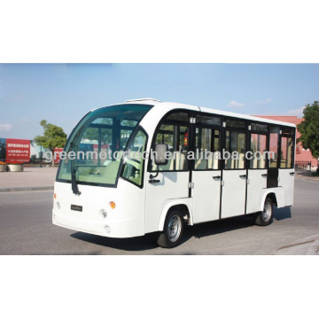 new cheap electric shuttle bus train electric sightseeing cart golf cart with doors for sale
