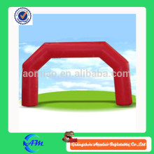 Arco inflable de la publicidad, arco inflable barato para la venta