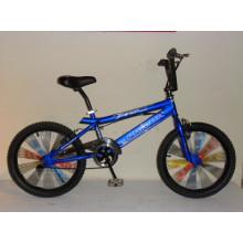 BMX com bicicleta de freestyle de pedal de alumínio (FP-FSB-H010)