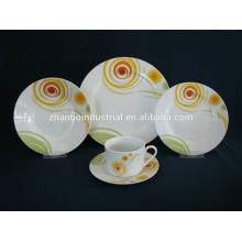 hot selling porcelain 30 pcs dinner sets