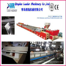 UPVC PVC Plastic Profile Extrusion Line/ Machine