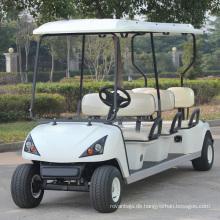 6 Personen CE genehmigen Golf Sport Elektro Buggy (DG-C6)