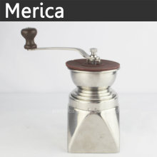 Stainless Steel Muanal Adjustable Coffer Grinder