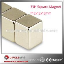 Industrial Magnet Application Cube Neodymium Magnet/33H
