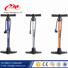 Yimei factory direct supply best portable bike pump/OEM service colourful bike pump/new model hand tire pump