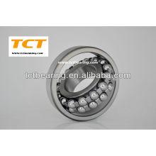 Rodamientos de bolas autoalineables TCT 2210 / 2210k tamaños de rodamientos de bolas