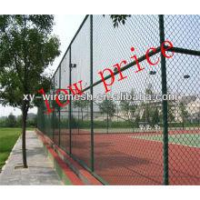 Treillis métallique à clôture