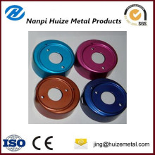 Komponen Metal Anodizing berwarna-warni