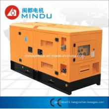 5kVA-1500kVA Diesel Generator Set with Low Noise and Fuel Consumption