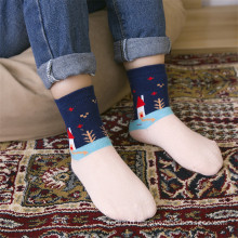 christmas Season Kid Winter Cotton Socks/Floor Socks