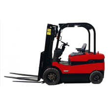 Electric Forklift Truck 3ton Capacity Powerful Battery