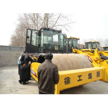 XCMG 16 Ton Single Drum Vibratory Road Roller