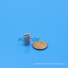 Bracelet personnalisé de thérapie magnétique au néodyme