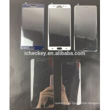 Protector de pantalla Protector de pantalla de vidrio templado para teléfono celular Accesorios para teléfono inteligente Protector de piel para iphone 7/7 más