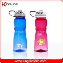 1000ml BPA Free Plastic Sports Drink Bottle (KL-B2019)