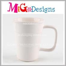 Tazas de café de cerámica creativas directas de la fábrica con la manija