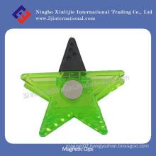 Permanent Neodymium Magnetic Clips/ Plastic Clip
