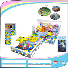 Indoor Soft Playground (13003)