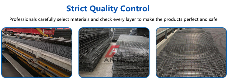 welded wire mesh product