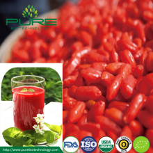 Organiskt klart Goji Juice Concentrate / Puree Goji Juice