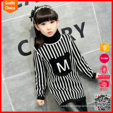 Sweet warm cotton pullover customized sweater child