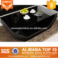 SUMENG petite maison ronde marchandises moderne table basse en bois