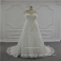Strap Aline New Design Wedding Bridal Dress