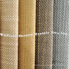 Slub Imitation Linen Fabric Polyester for Sofa Covers