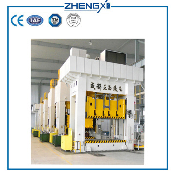 800t Polymer Materials Car Parts Hydraulic Press Machine