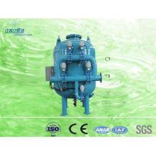 30000 LPH Carbon Steel Quartz Sand Filter Tank For Cooling