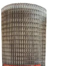 Popular galvanized  welded steel wire fence mesh