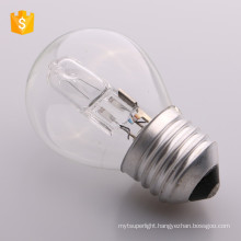 ECO G45 A55 C35 E14 E27 72W 53W 42W bulb energy saving halogen lamp