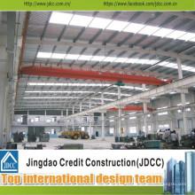 Hohe Qualität und Stahlkonstruktion Design Autowerkstatt