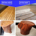Tung Oil Before And After Wood Painting