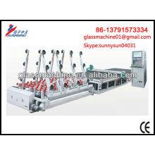 Línea de producción YC2620 automáticas de cristal corte máquina para el máximo tamaño de 2440 * 1830mm