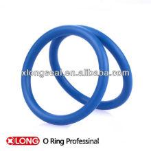 Поверхностные матовые цветные резиновые кольца