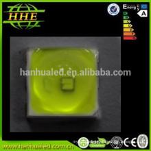 0.5W 5053 SMD Doppelchip 365nm und 395nm UV-LED für Nagellampe